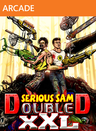Mommy's Best Games | Serious Sam Double D XXL
