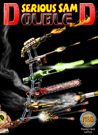 Serious Sam Double D by  Mommys Best Games