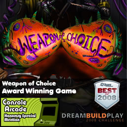 Weapon of Choice by  Mommys Best Games